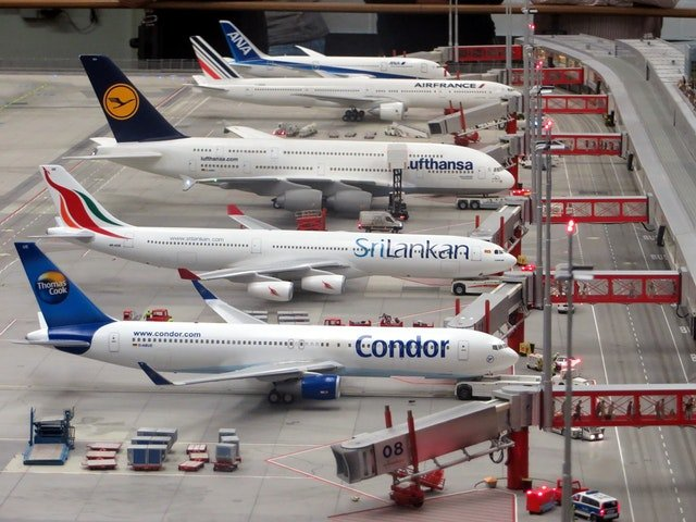 Vicaero lietadiel čakajúcich na odlet